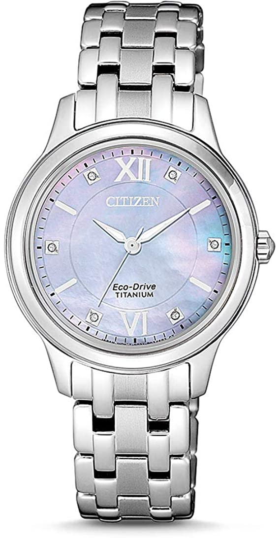 OROLOGIO CITIZEN LADY TITANIUM