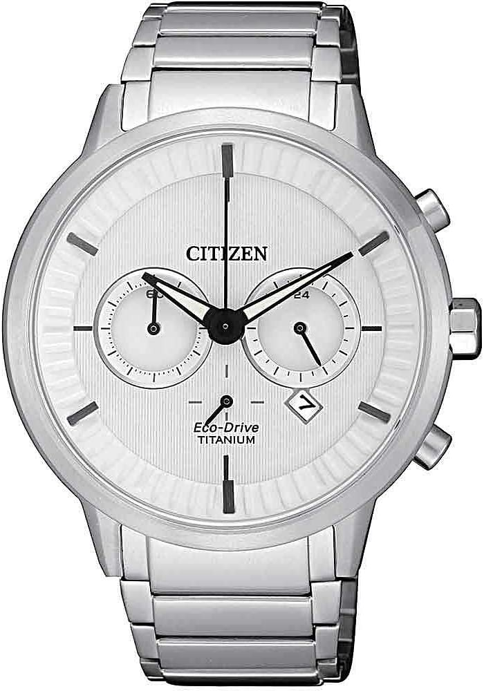 Citizen orologio cronografo uomo Citizen Supertitanio